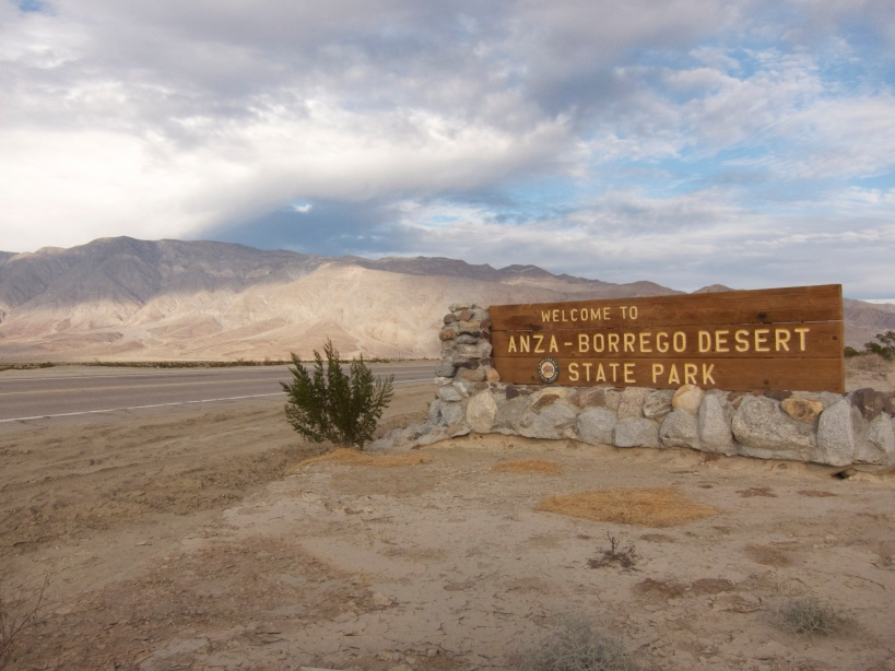California's largest desert park