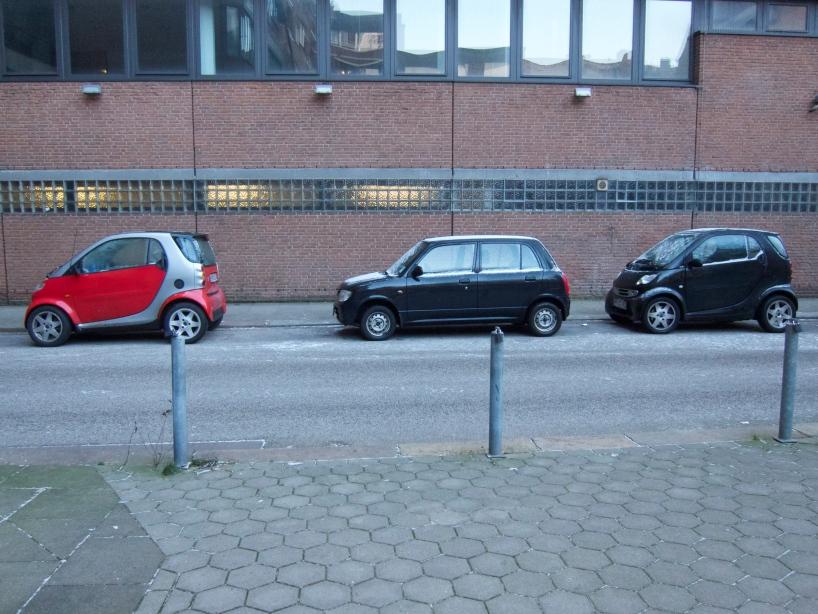 Smart Car, LeMans, ?