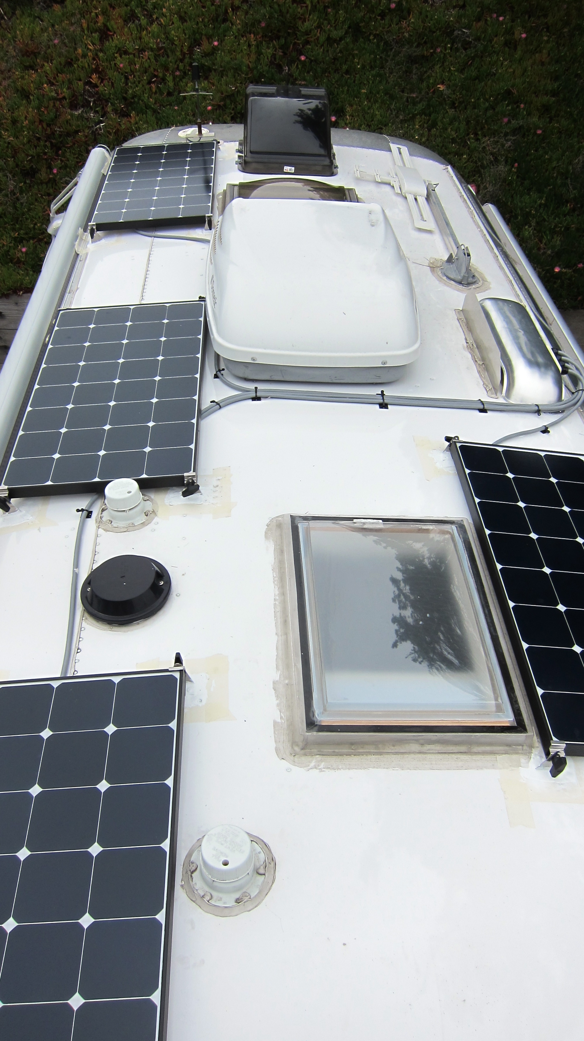 Airstream Solar Wiring Diagram Control Panel For Installation On Univolt Replacement