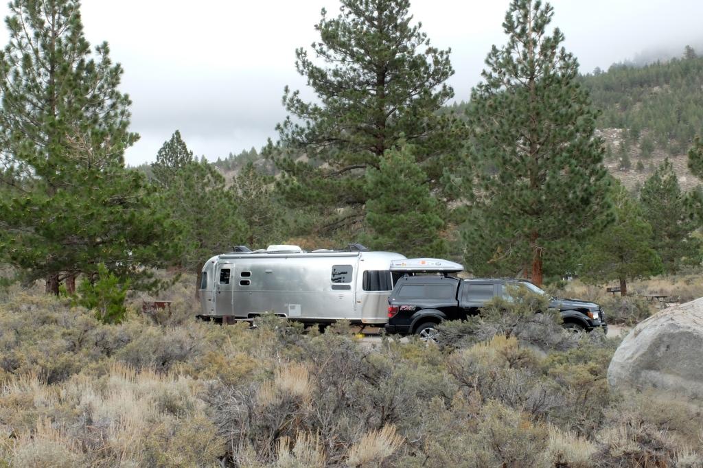 Our Oh Ridge Campsite