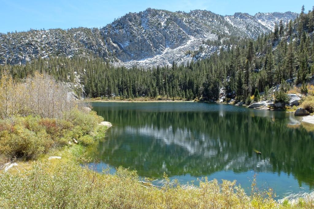 Tyee Lakes Trail